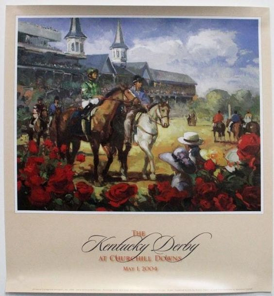 Art of the Derby 2004