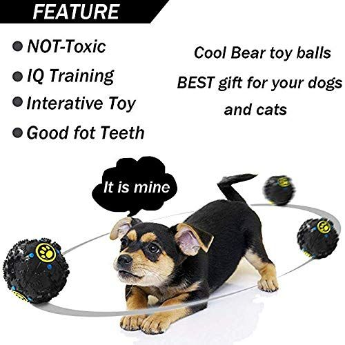 Hetoo Dog Toys For Small Chewers Pet Toys For Dogs