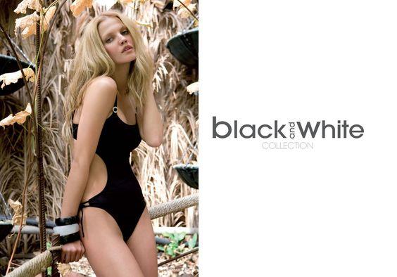 Glick 2010 Black  #glick #summer #bikini #catalogue #swimwear