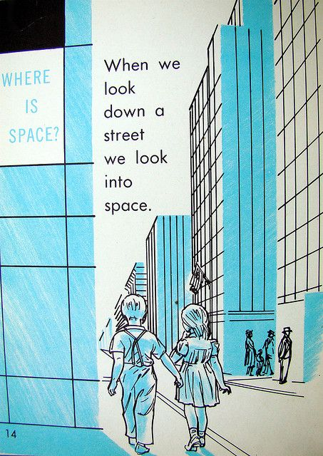 Where Is Space? - From The True Book of Space, by... | Scout's Atomic Flash