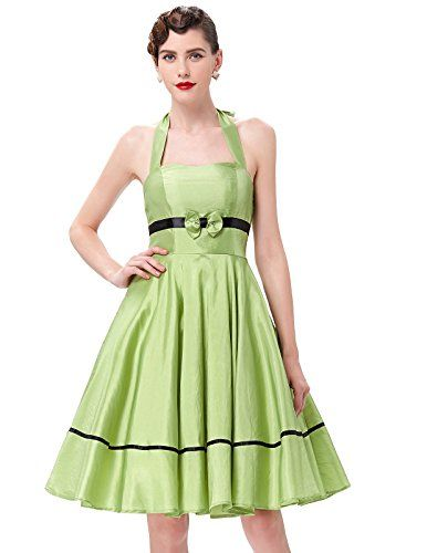 Halter 50s Vintage Style Dress for Women Sleeveless Size ... https://www.amazon.com/gp/product/B01H1VDWX2/ref=as_li_qf_sp_asin_il_tl?ie=UTF8&tag=rockaclothsto-20&camp=1789&creative=9325&linkCode=as2&creativeASIN=B01H1VDWX2&linkId=20dbe6afd0ecb0e872752bb35e2182a8