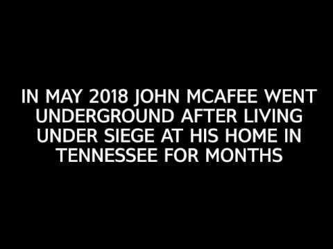 Youtube John Mcafee Mcafee Underground