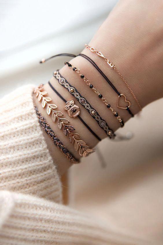 30 Beautiful Bracelet Ideas For Women
