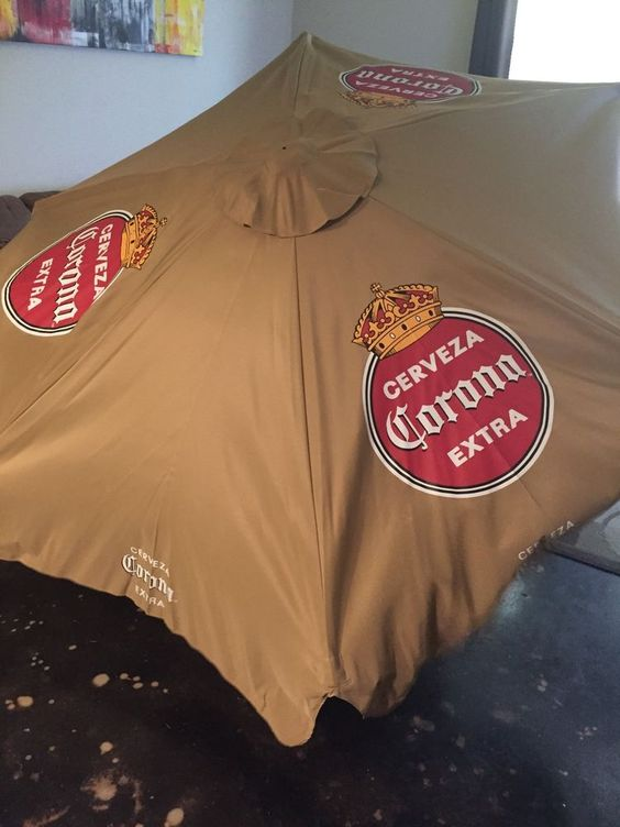CORONA EXTRA 8 Foot BEER PATIO UMBRELLA MARKET STYLE  LARGE AND VERY NICE!  | EBay | Beer, Wine, Etc. Garden And Campground | Pinterest | Patio  Umbrellas, ...