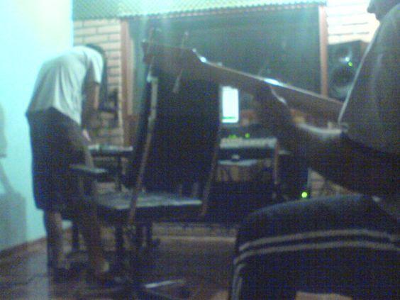 Estudio Nave Mãe 17/04/2010