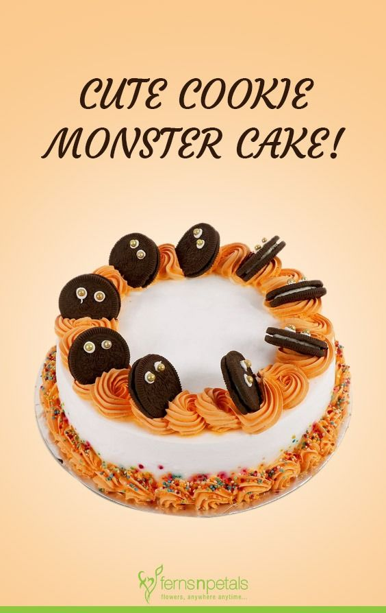 Incredible Send Cake Online Cake Cake Online Cookie Monster Cake Funny Birthday Cards Online Inifofree Goldxyz