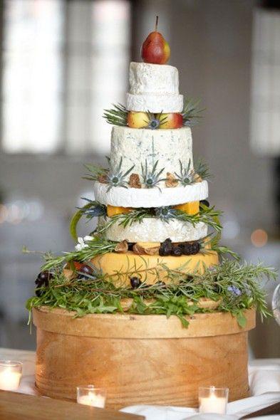 cheese wheel wedding cakes - Google Search