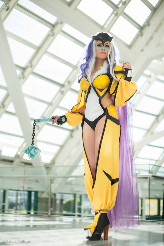 Check out another hundred cosplay photos from last weekend's Stan Lee's Comikaze 2015, arriving courtesy of Cosplay photographer James Rulison.