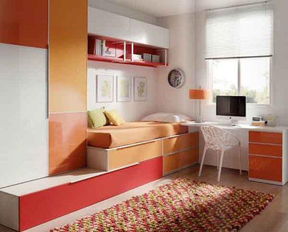 Decoracion Habitaciones Peque?as ~ decoracion de habitaciones peque?as  Buscar con Google