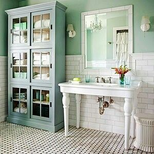 Yes please, my dream bathroom!