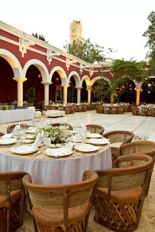 La Hacienda. Romantic Weddings, México / Bodas Románticas en Xcaret