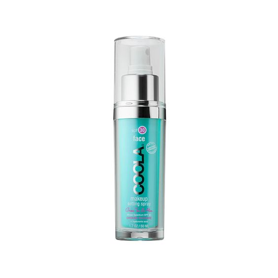 Set Your Makeup - Set your makeup and refresh it throughout the day with this certified organic SPF 30 spray.