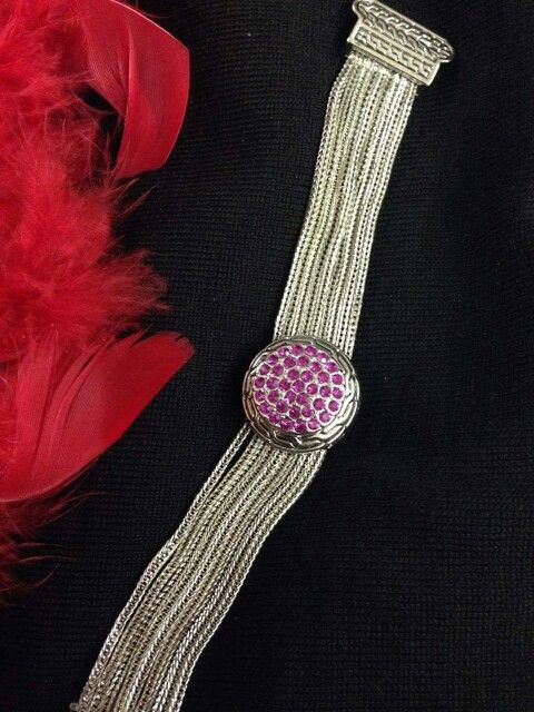 Bracelet with interchangeable Gingersnap