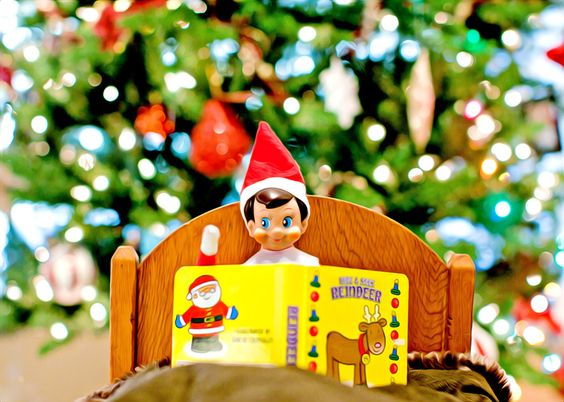 """fun """"elf on the shelf"""" ideas.  This post is  a must read/view."""