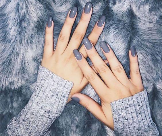 tendências de esmalte para o Inverno 2016: