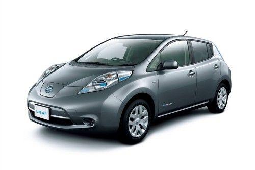 Voiture électrique : Les nouveautés et caractéristiques de la Nissan Leaf 2013