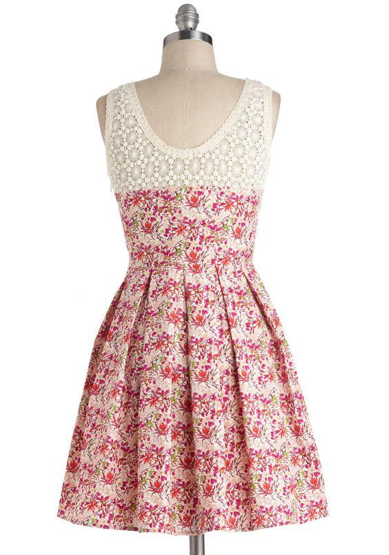 I Lily Like You Dress | Mod Retro Vintage Dresses | ModCloth.com