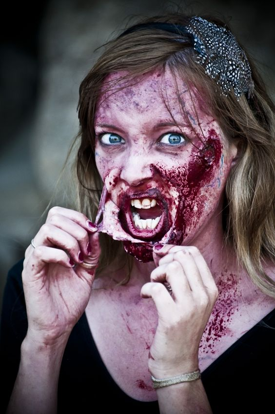 how to make a zombie outfit for halloween