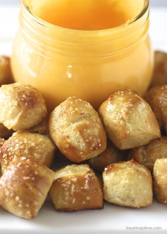 how to make homemade pretzels easy