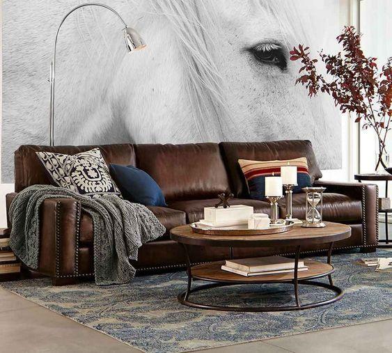 Bộ sofa da thật tphcm với chất liệu da bò thật cao cấp