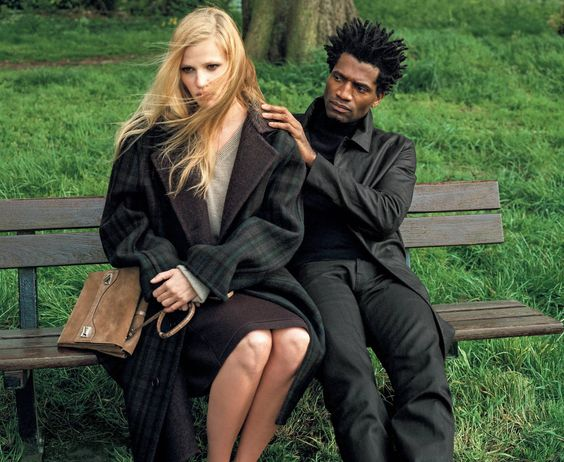 lara stone by bruce weber for the new york times t style mens fall 2014