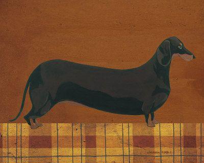 Good Dog III Print by Warren Kimble