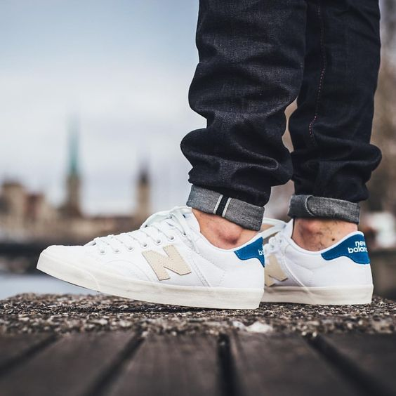 New Balance Pro Court Og White Sneakers Sneaker Boutique New Balance