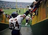 Walter Payton - One of the greatest athletes, and greatest individuals to walk the Earth.  His work ethic was legendary, and his heart was unquestionable.  Greater than his athletic ability, however, was his character.  Diagnosed with liver cancer, Payton REFUSED preferential treatment in order to secure a new liver, feeling that his celebrity status made him no better than anyone else on the transplant list.  What an amazing human being.