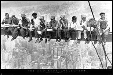 New York - Rockefeller Center 1932