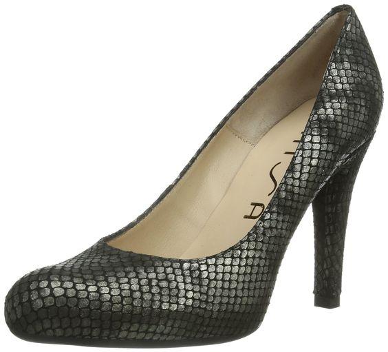 Unisa PAULINE_KS - Zapatos de vestir de cuero para mujer: Amazon.es: Zapatos y complementos