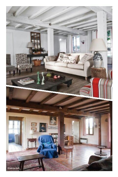 Renovation Maison Landaise #8: Avant / Après : Une Maison Landaise. #bricolage #rénovation #bricolons |  Maisons Basques | Pinterest | Avant Après, Bricoler Et Rénovation