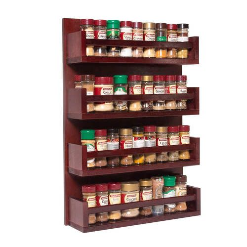 Magnetic Spice Rack And Wall Mount In Stores