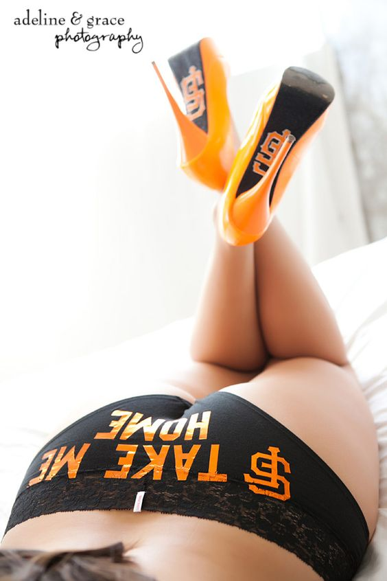 Let's go Giants!!    #giants #sf #boudoir