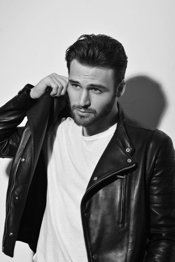 Check out my portrait of Ryan Guzman who stars with Jennifer Lopez in the movie The Boy Next Door.  www.marccartwright.com / www.marccartwrightheadshots.com