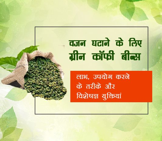 Green Coffee Beans Information In Hindi Di 2020
