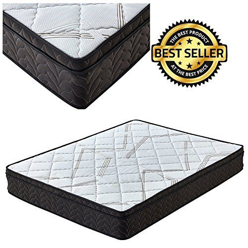 Signature Sleep Comfort 9 Inch Pillow Top Mattress Memory Foam Full For Sale Pillow Top Mattress Mattress Pillow Mattress