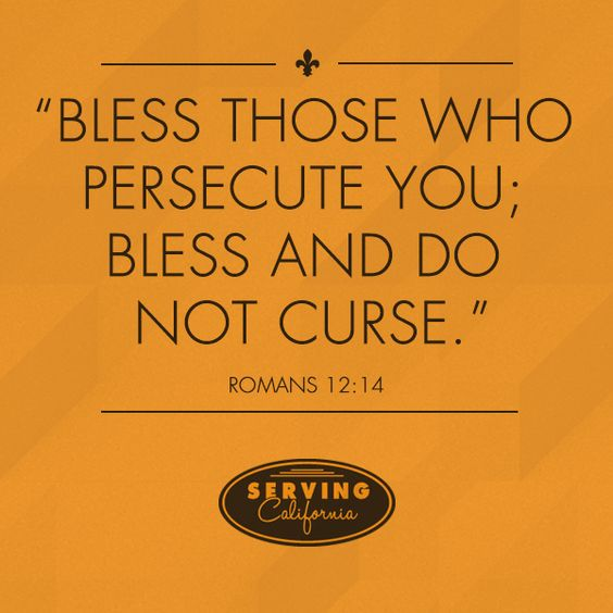 Who have you blessed today?
