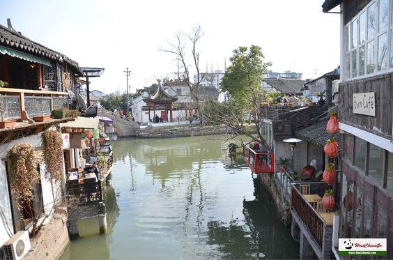 shanghai zhujiajiao tour