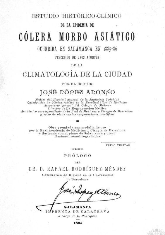 Libro de José López Alonso