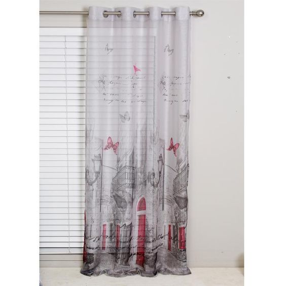 Curtains Ideas curtain wonderland : Buy Moulin Sheer Eyelet Curtain Online | Curtain Wonderland ...