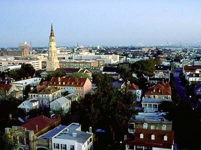 Charleston, South Carolina I have to say of the places I have visited both North & South Carolina are BEAUTIFUL !!!