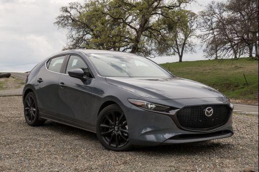 2019 Mazda3 First Drive Improvements Fall Short Of Luxury Aspirations Mazda 3 Mazda 3 Hatchback Mazda