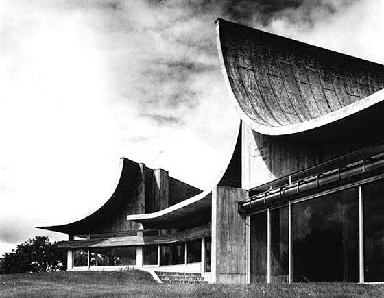 Claude Parent / Maison Bordeaux-le-Pecq in Bois-le-Roi, 1966