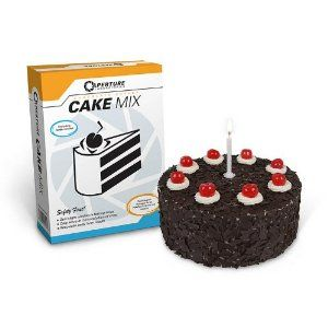 Portal The Cake Mix! Official licensed!