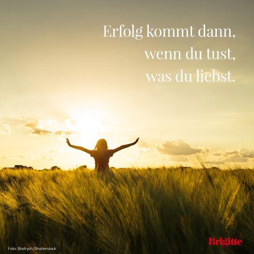 #Erfolg kommt dann, wenn du tust, was du liebst. #Motivation Gönnen Sie sich den Vortrag von Norbert Freund zum Thema Realisiere Deine Träume: http://www.werdereich.eu