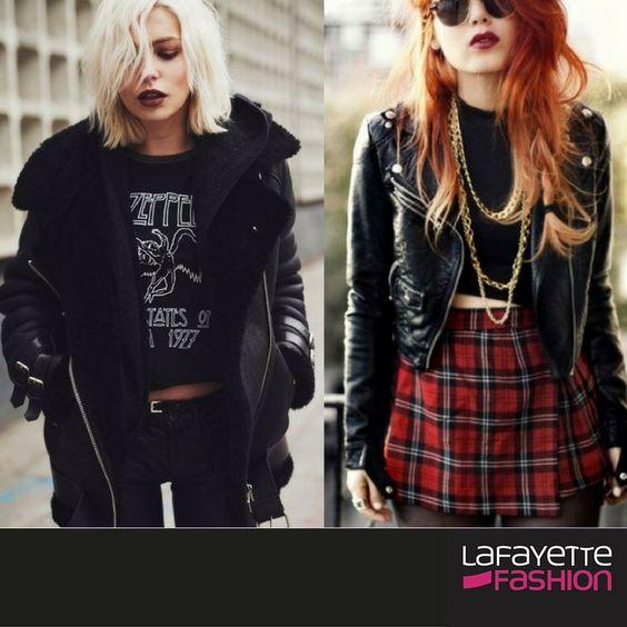 El punk style, un gran aporte a la moda