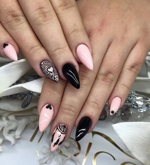 50 Beautiful Stylish And Trendy Nail Art Designs For: 50+ Most Beautiful & Trendy & Popular Nails Photos On 2016