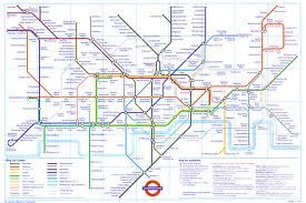 tube map london - miss this!