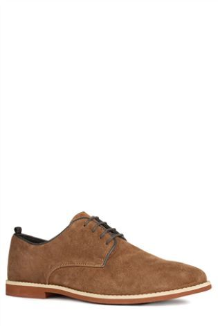 Buy Suede Derby from the Next UK online shop