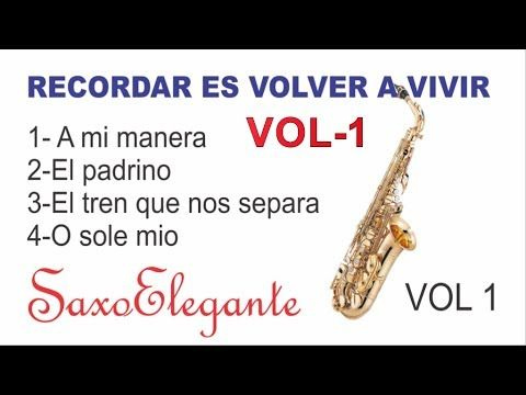 A Mi Manera El Padrino Frank Sinatra Saxo Elegante Youtube Frank Sinatra El Padrino Saxo